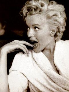 Marilyn Monroe 1975 Unique Photography - Elliott Erwitt