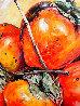 Persimmons 30x40 Original Painting by  Ethelinda - 2