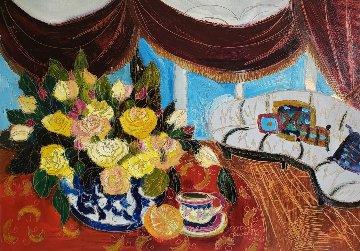 Amazing Original 2000 25x35 Works on Paper (not prints) - Maya Evantov
