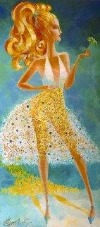 Daisy Star AP 2011  Limited Edition Print by Alina Eydel