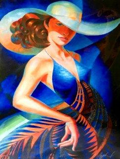 Tropical Nights AP 2009 Limited Edition Print by Alina Eydel
