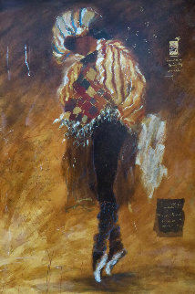 Harlequin Limited Edition Print - Roy Fairchild-Woodard