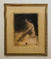 Sitting Nude 1993 Limited Edition Print by Roy Fairchild-Woodard - 9