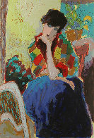 Muse Limited Edition Print by Roy Fairchild-Woodard - 0