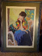 Muse Limited Edition Print by Roy Fairchild-Woodard - 2