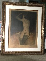Artists' Model Limited Edition Print by Roy Fairchild-Woodard - 1