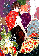 Intimacy 1 PP Limited Edition Print by Roy Fairchild-Woodard - 2