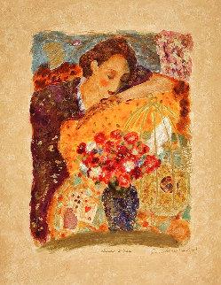 Somewhere to Dream 1995 Limited Edition Print - Roy Fairchild-Woodard