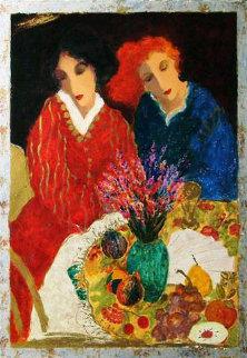 Bright Colours 1992 Limited Edition Print - Roy Fairchild-Woodard