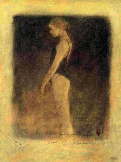 Saskia Limited Edition Print by Roy Fairchild-Woodard