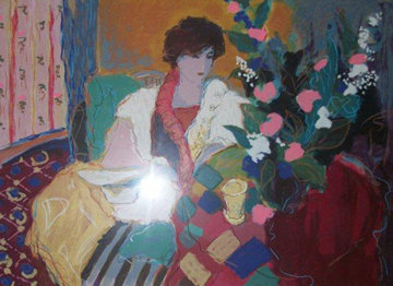 Quiet Moments Limited Edition Print by Roy Fairchild-Woodard