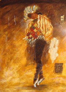 Harlequin 1994 Limited Edition Print - Roy Fairchild-Woodard
