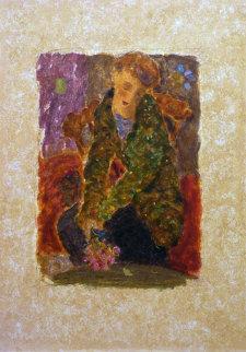 Mi Paloma PP 1997 Limited Edition Print by Roy Fairchild-Woodard