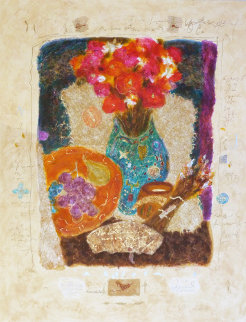 Tavola II PP 1996 Limited Edition Print by Roy Fairchild-Woodard