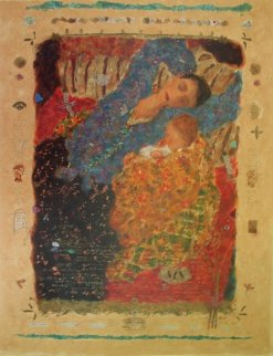 Just Dreaming PP 1999 Limited Edition Print by Roy Fairchild-Woodard