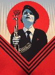 Peace Guard 2017 Limited Edition Print - Shepard Fairey