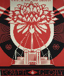 Green Power AP 2014 Limited Edition Print - Shepard Fairey