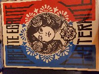 Liberte AP 2016 Limited Edition Print by Shepard Fairey  - 4