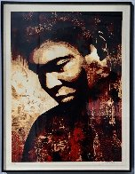 Ali 2010 Limited Edition Print by Shepard Fairey  - 1
