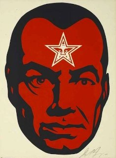 Big Brother 2 2001 Limited Edition Print by Shepard Fairey