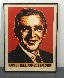 Bush Hell 2004 Limited Edition Print by Shepard Fairey  - 3