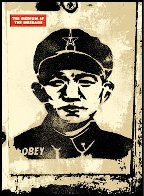 Chinese Stencil 2001 Limited Edition Print by Shepard Fairey  - 0