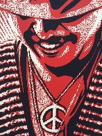 Duality of Humanity #1 2008 Limited Edition Print by Shepard Fairey  - 1