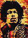 Hendrix 2004 Limited Edition Print by Shepard Fairey  - 0
