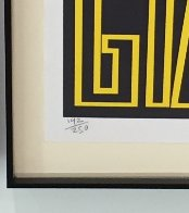 Glasses 1997 Limited Edition Print by Shepard Fairey  - 2