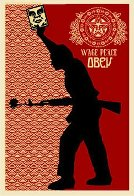 Obey '04 2006 Limited Edition Print by Shepard Fairey  - 0