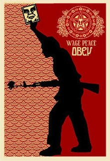 Obey '04 2006 Limited Edition Print - Shepard Fairey