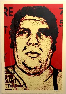 Obey '89 2006 Limited Edition Print - Shepard Fairey