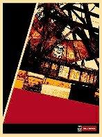 Ri Bridge 2001 Limited Edition Print by Shepard Fairey  - 0