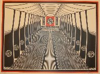 This is Your Church 2007 Limited Edition Print by Shepard Fairey  - 0