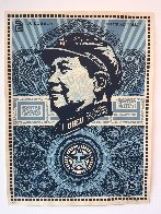 Mao Money AP 2003 Limited Edition Print by Shepard Fairey  - 0