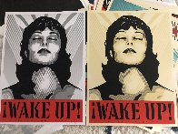 Wake Up! Set of 2 Prints 2017 Limited Edition Print by Shepard Fairey  - 3