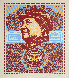 The Beloved Premier, We Are Blinded By Your Majesty (Mao Money Red)    2003 Limited Edition Print by Shepard Fairey  - 2