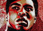 Muhammad Ali 2000 Limited Edition Print - Shepard Fairey
