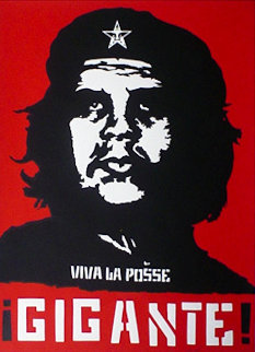 Che AP 2000 Limited Edition Print by Shepard Fairey