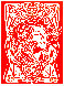Nouveau Red 2006 Limited Edition Print by Shepard Fairey  - 2