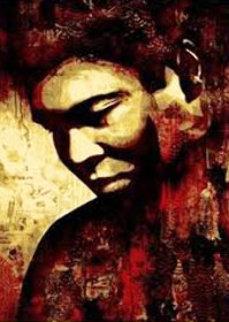 Muhammad Ali Portrait AP Limited Edition Print - Shepard Fairey