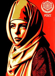 Universal Personhood Limited Edition Print by Shepard Fairey