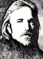 Tom Petty AP Limited Edition Print by Shepard Fairey  - 0