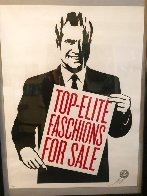 Top Elite Faschions For Sale 2011 Limited Edition Print by Shepard Fairey  - 1