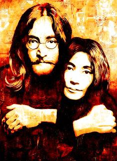 John and Yoko 2010 Limited Edition Print - Shepard Fairey