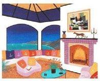 Laguna View 2010 Limited Edition Print by Fanch Ledan - 1