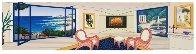 Villa in Big Sur 2003 Limited Edition Print by Fanch Ledan - 1