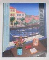 Window on Bonifacio 1998 Limited Edition Print by Fanch Ledan - 2