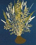 Fleurs Seches 1976 Limited Edition Print - Fanch Ledan