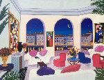 Magical Moonlit Night  1998 Limited Edition Print - Fanch Ledan